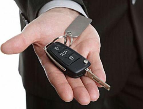 Έχασα όλα τα κλειδιά του αυτοκινήτου μου.